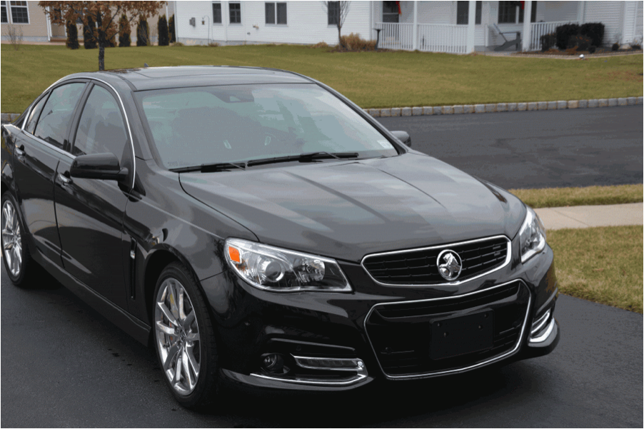 2015 Chevy Ss Sedan Gentleman's Dilemma: Chevy SS or Holden VF Commodore - Gentleman ...